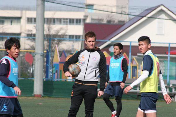 11月2日にサッカークリニックを開催します